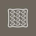 micromuelles ensacados